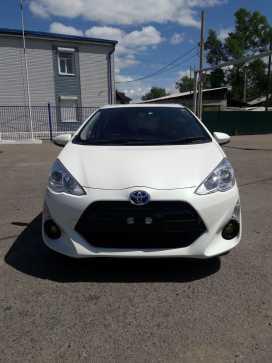 Чита Toyota Aqua 2016