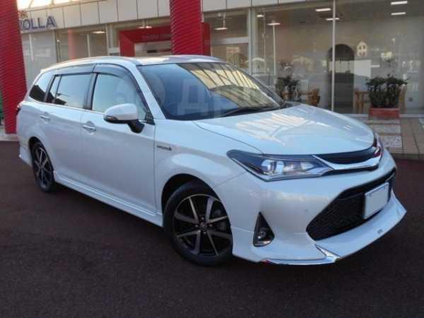 Toyota Corolla Fielder, 2018 год, 511 000 руб.