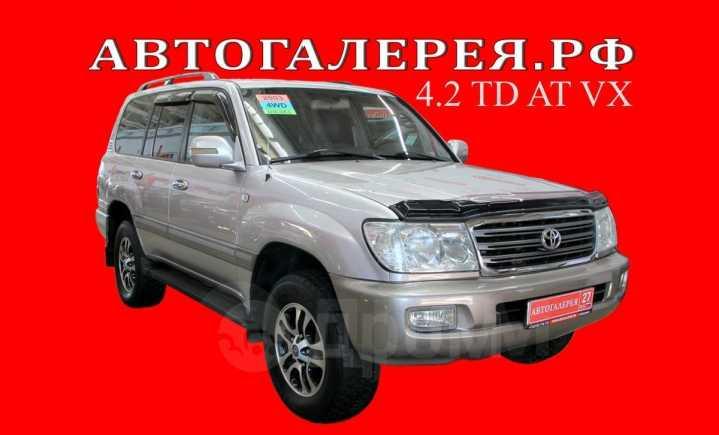 Toyota Land Cruiser, 2003 год, 1 248 000 руб.