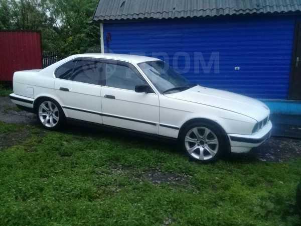 BMW 5-Series, 1989 год, 145 000 руб.