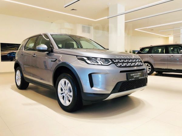 Land Rover Discovery Sport, 2020 год, 3 566 000 руб.