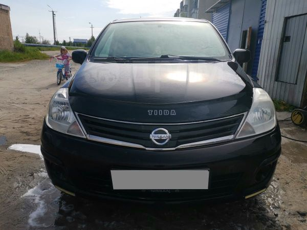 Nissan Tiida, 2010 год, 295 000 руб.