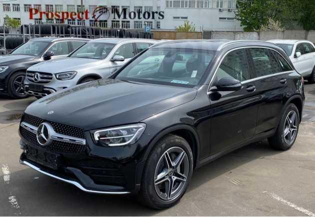 Mercedes-Benz GLC, 2020 год, 3 750 000 руб.
