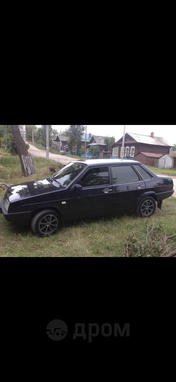Лада 21099, 1994 год, 115 000 руб.