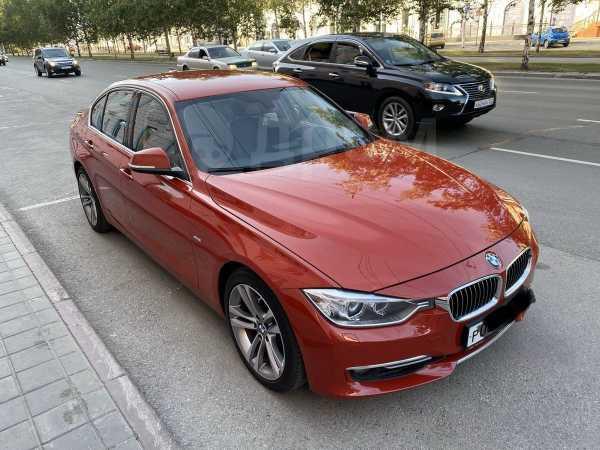 BMW 3-Series, 2012 год, 943 000 руб.
