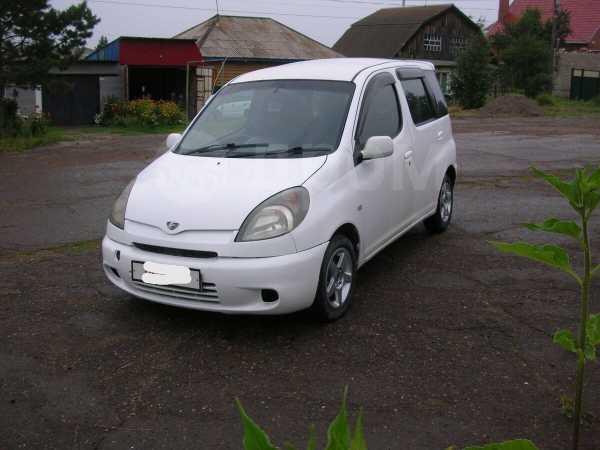 Toyota Funcargo, 2001 год, 264 000 руб.