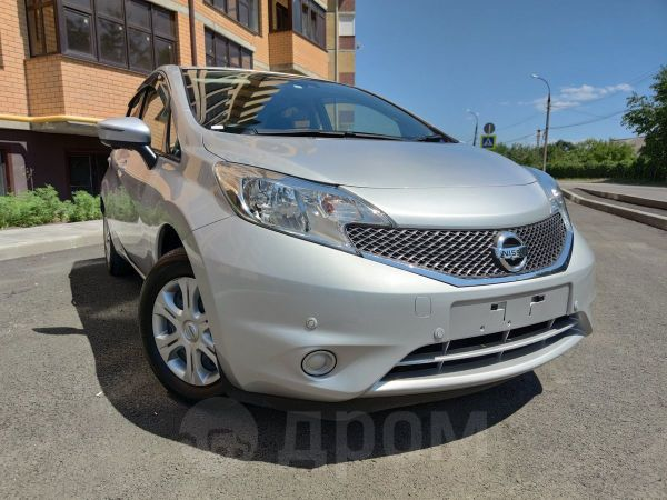 Nissan Note, 2016 год, 588 000 руб.