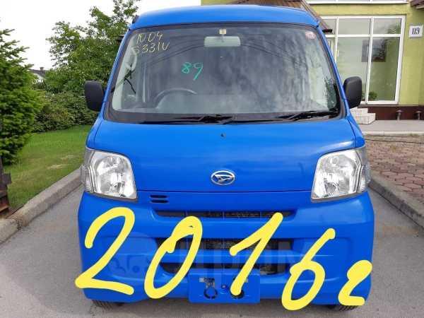 Daihatsu Hijet, 2016 год, 439 000 руб.