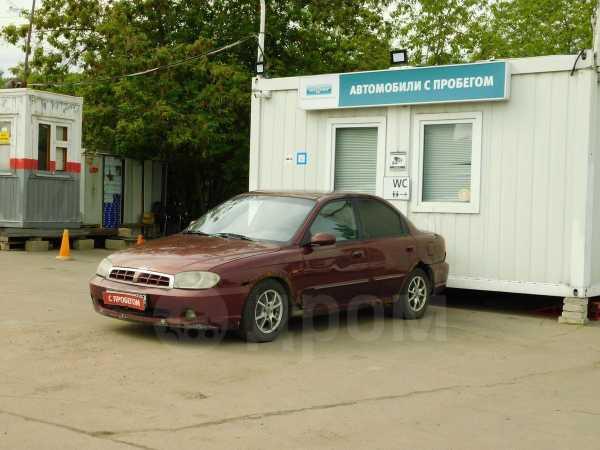Kia Sephia, 2001 год, 95 000 руб.