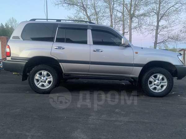 Toyota Land Cruiser, 2005 год, 1 700 000 руб.