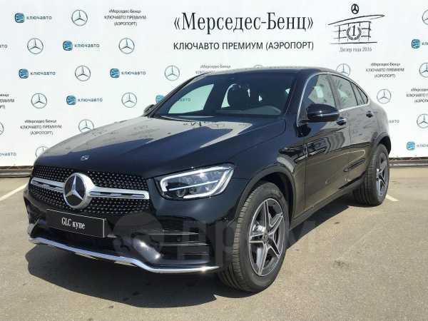 Mercedes-Benz GLC Coupe, 2020 год, 3 950 000 руб.