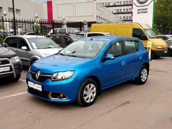 Renault Sandero, 2016 год, 619 000 руб.