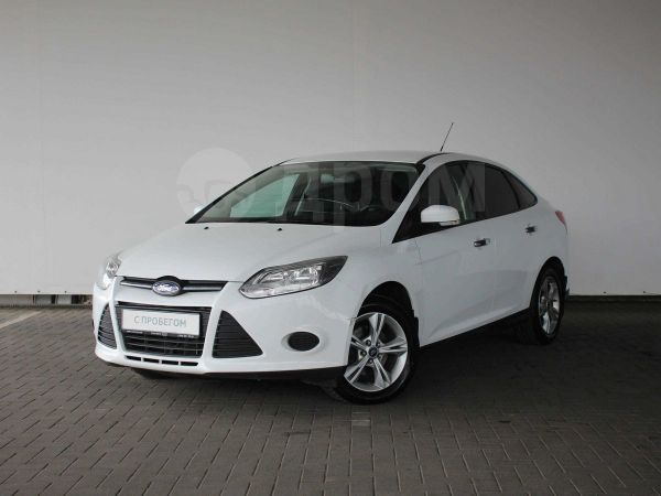 Ford Focus, 2013 год, 435 000 руб.