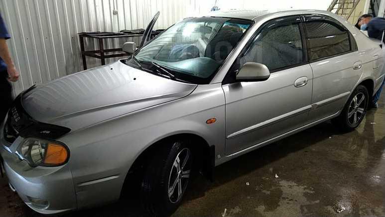 Kia Sephia, 2002 год, 160 000 руб.