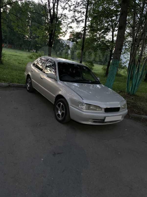 Toyota Sprinter, 1999 год, 220 000 руб.
