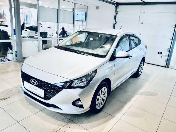 Hyundai Solaris, 2020 год, 1 314 809 руб.