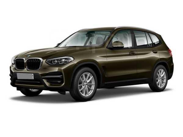BMW X3, 2020 год, 3 788 300 руб.