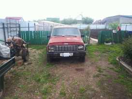 Уфа Cherokee 1988