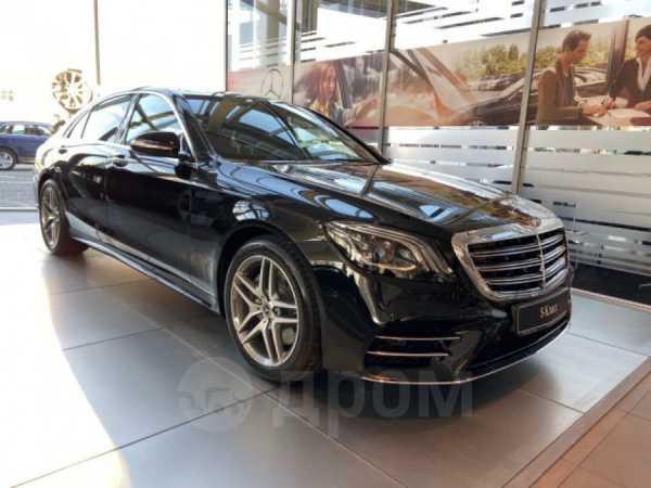 Mercedes-Benz S-Class, 2019 год, 8 844 400 руб.