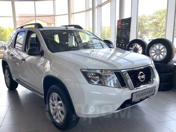 Nissan Terrano, 2020 год, 1 324 000 руб.