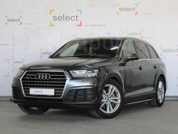 Audi Q7, 2015 год, 2 360 000 руб.