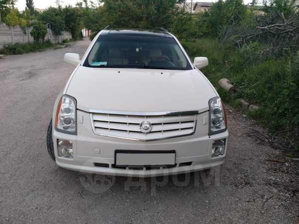 Cadillac SRX, 2004 год, 450 000 руб.