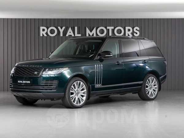 Land Rover Range Rover, 2018 год, 9 500 000 руб.