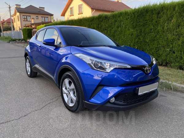 Toyota C-HR, 2019 год, 1 625 000 руб.