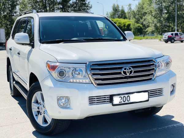 Toyota Land Cruiser, 2012 год, 2 950 000 руб.