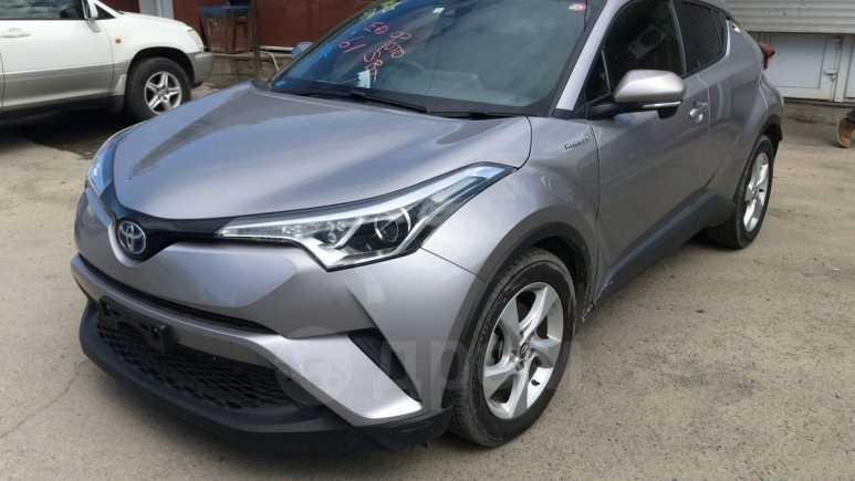 Toyota C-HR, 2017 год, 1 315 000 руб.