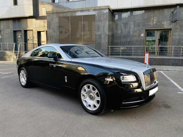 Rolls-Royce Wraith, 2014 год, 9 850 000 руб.