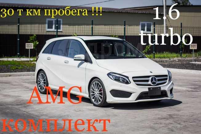 Mercedes-Benz B-Class, 2015 год, 1 070 000 руб.