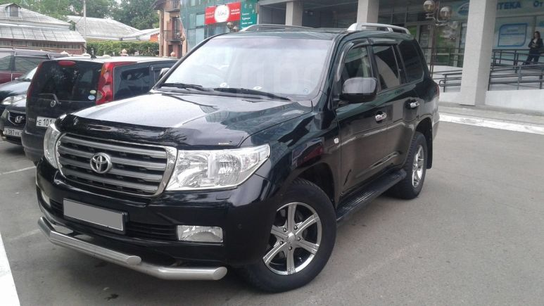 Toyota Land Cruiser, 2008 год, 2 100 000 руб.