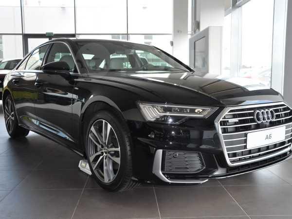 Audi A6, 2020 год, 3 286 000 руб.