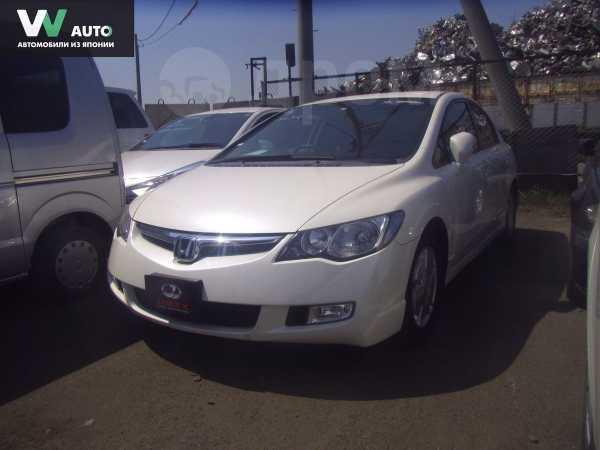 Honda Civic, 2007 год, 270 000 руб.