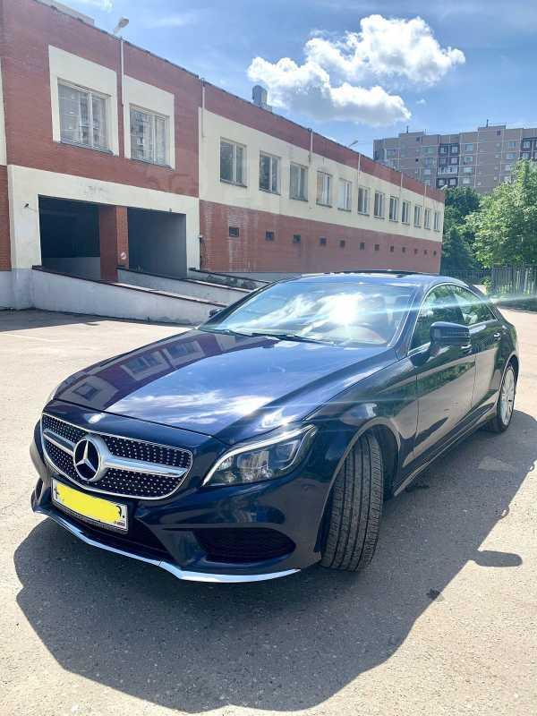 Mercedes-Benz CLS-Class, 2015 год, 2 250 000 руб.