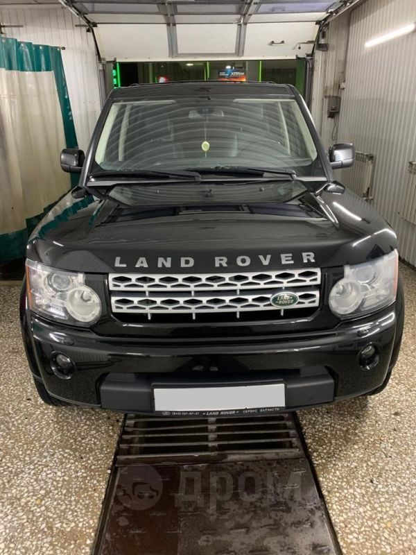 Land Rover Discovery, 2012 год, 1 300 000 руб.