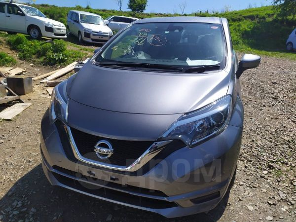 Nissan Note, 2017 год, 585 000 руб.