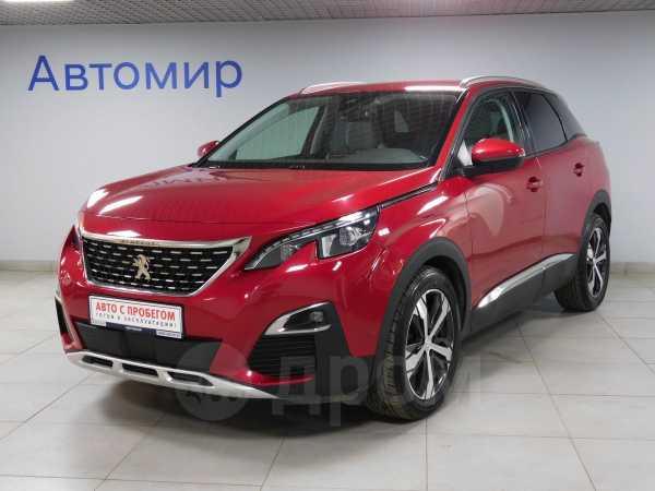 Peugeot 3008, 2017 год, 1 740 000 руб.