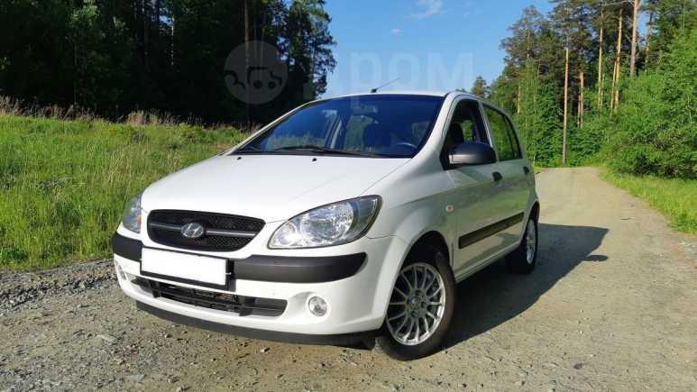 Hyundai Getz, 2010 год, 419 000 руб.