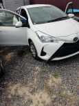 Toyota Vitz, 2017 год, 640 000 руб.