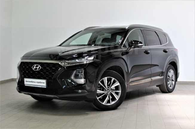 Hyundai Santa Fe, 2018 год, 2 045 000 руб.