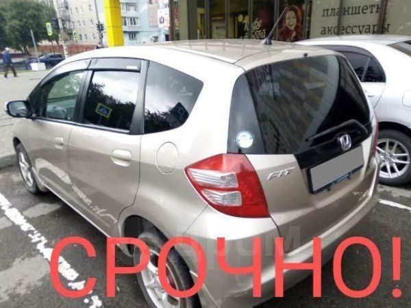 Honda Fit, 2010 год, 390 000 руб.