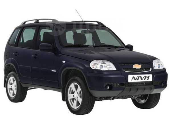 Chevrolet Niva, 2020 год, 750 100 руб.