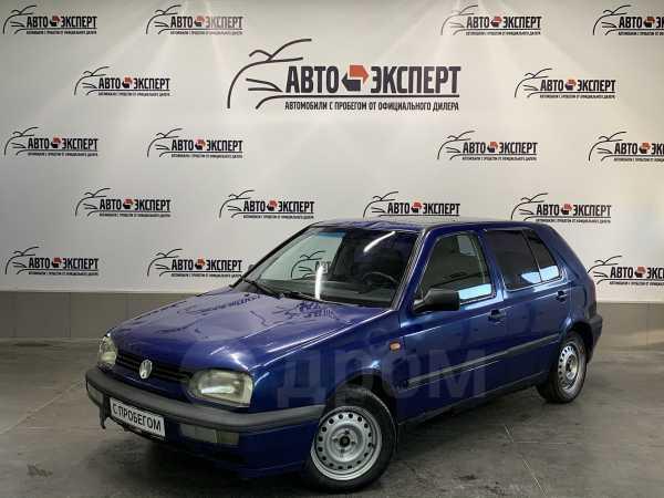 Volkswagen Golf, 1997 год, 99 000 руб.