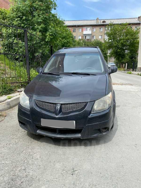 Pontiac Vibe, 2002 год, 140 000 руб.