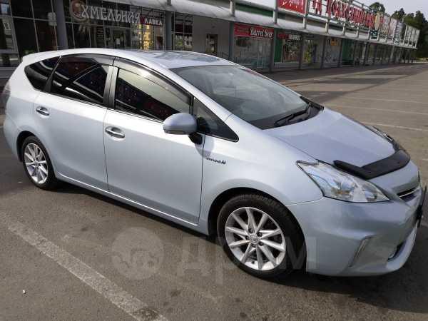 Toyota Prius a, 2014 год, 1 010 000 руб.