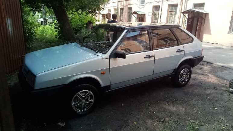 Лада 2109, 1998 год, 39 900 руб.