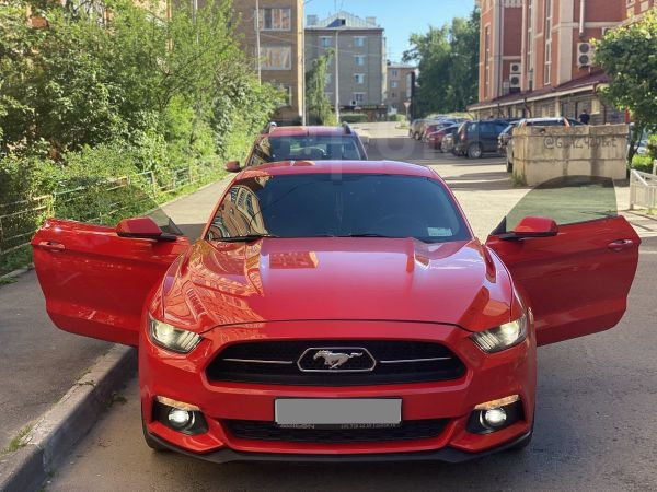 Ford Mustang, 2015 год, 1 850 000 руб.