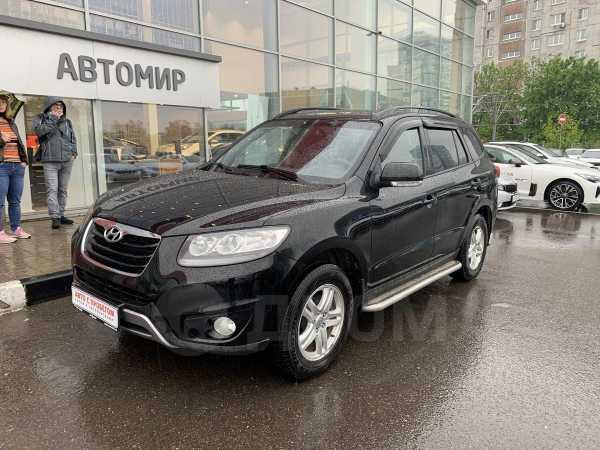 Hyundai Santa Fe, 2012 год, 837 000 руб.